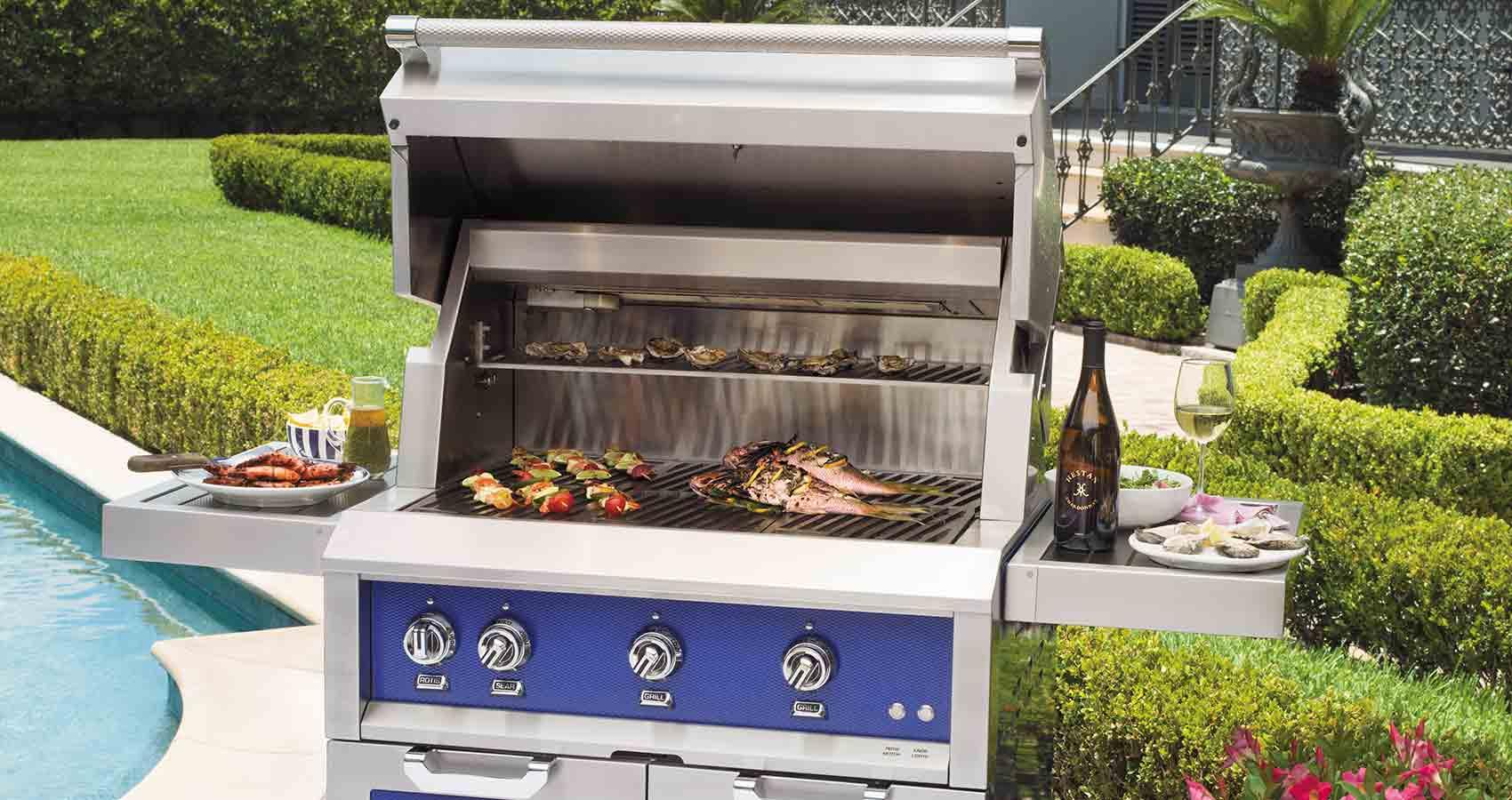 hearth features hestan outdoor grills