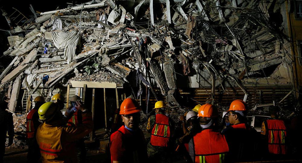 Japón ofrece ayuda a México tras el devastador terremoto