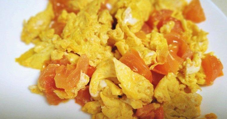 Recipe: Tomato Egg
