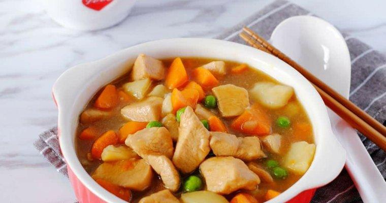 One Dish: Chicken Stew