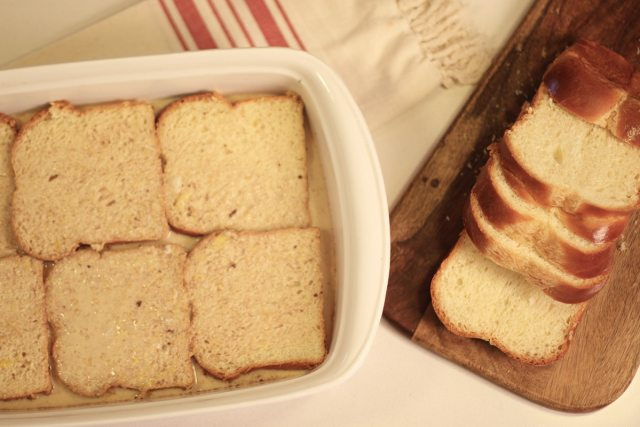 French Toast 3 Egg Mix