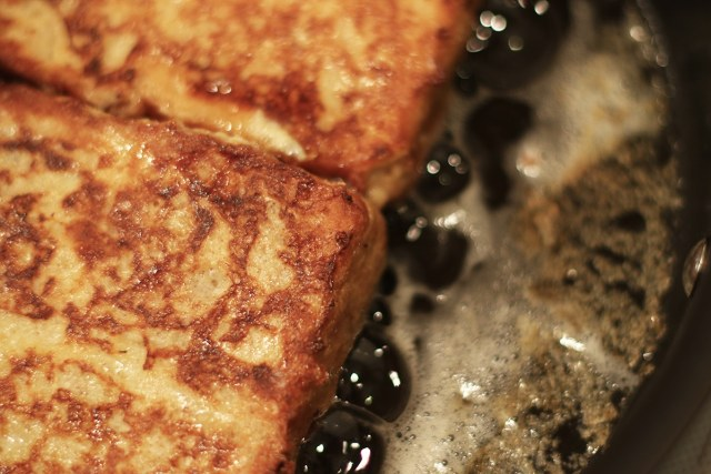 French Toast cook