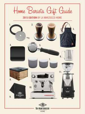Home Barista Gift Guide