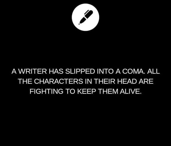 Author Coma Prompt