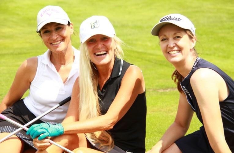 Golf oder wenn der Barber zum Golfturnier anreist