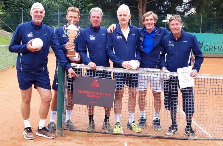 TC Blau-Weiß Fürstenzell ist Deutscher Meister