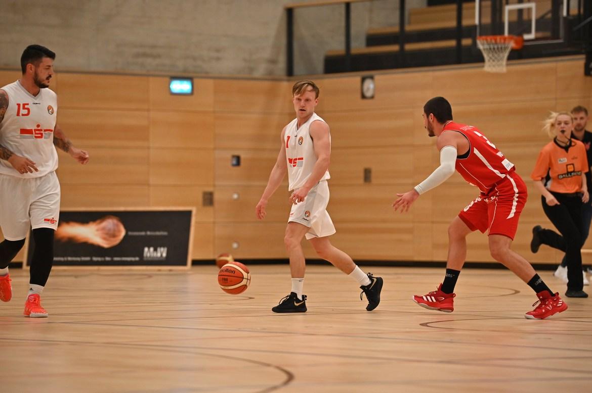 Saisonauftakt in der 2.Regio-Basketball-Liga für den TV Passau