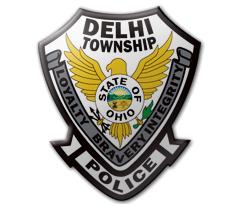 Delhi Township badge