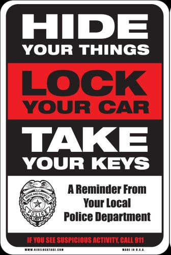 Reminder local police department
