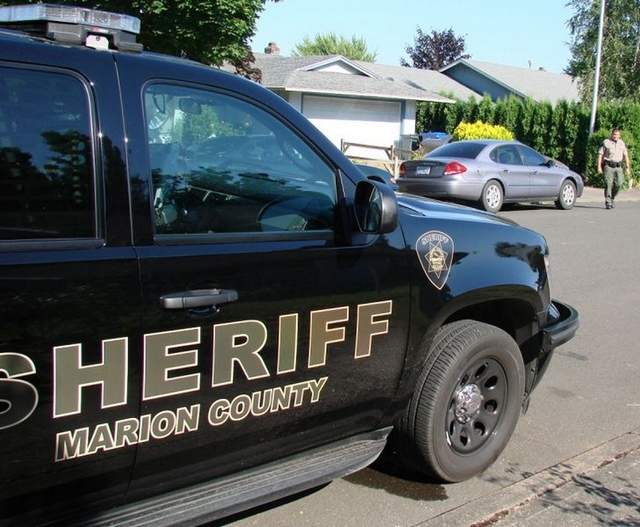 Marion County Sheriff Cruiser