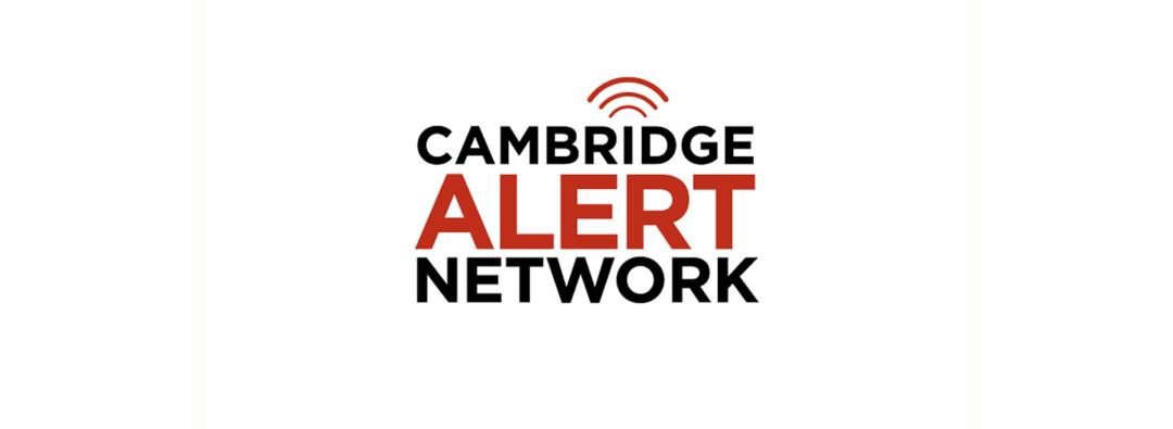 Cambridge Alert Network