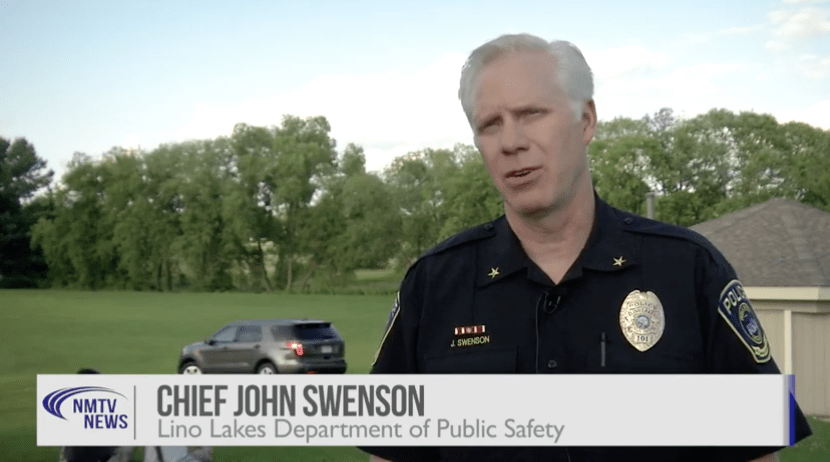 Chief John Swenson