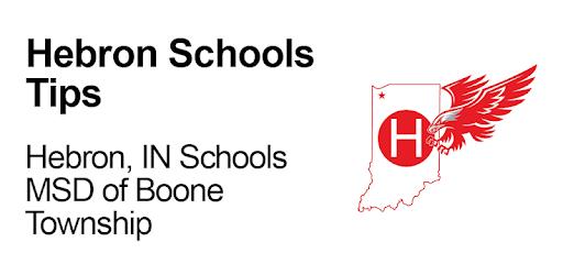 Hebron Schools Tips