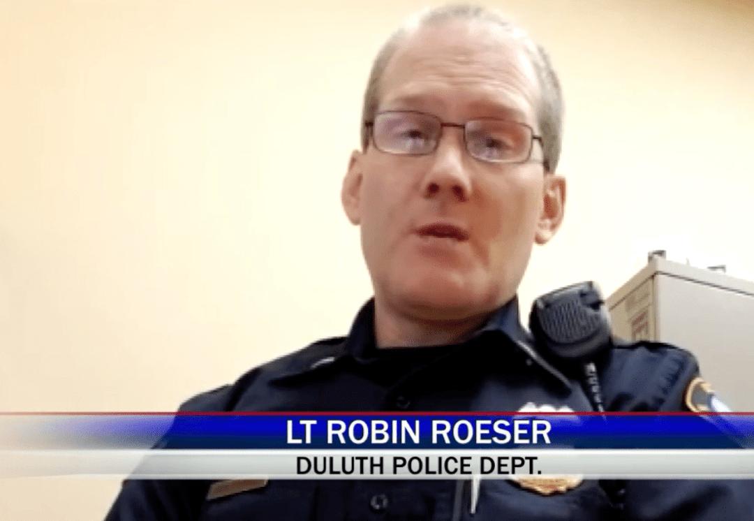 LT Robin Roeser