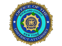 District Attorney Thomas Walsh