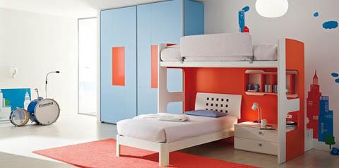 รวมแบบห้องนอนสีสันสดใสจาก Clever 10 แบบน่ารักแบบโมเดิร์น