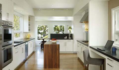 แบบบ้านไม้โมเดิร์นสุดสวยสีขาวสะอาดโปร่งโล่งสบายไม่เหมือนใคร