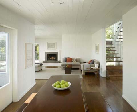 0แบบบ้านไม้โมเดิร์นสุดสวยสีขาวสะอาดโปร่งโล่งสบายไม่เหมือนใคร