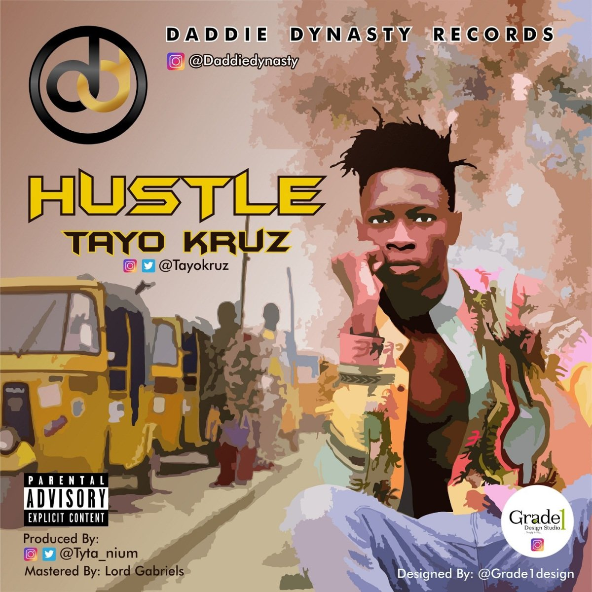 MP3: Tayo Kruz - Hustle