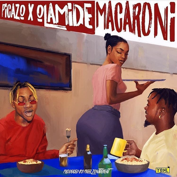 MP3: Picazo ft Olamide – Macaroni