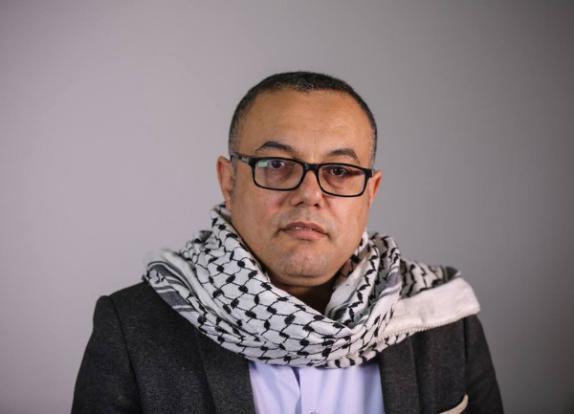 عاطف أبو سيف المتحدث باسم فتح