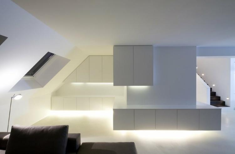 Clean Modern Interior Design By Boris Koy HomeAdore