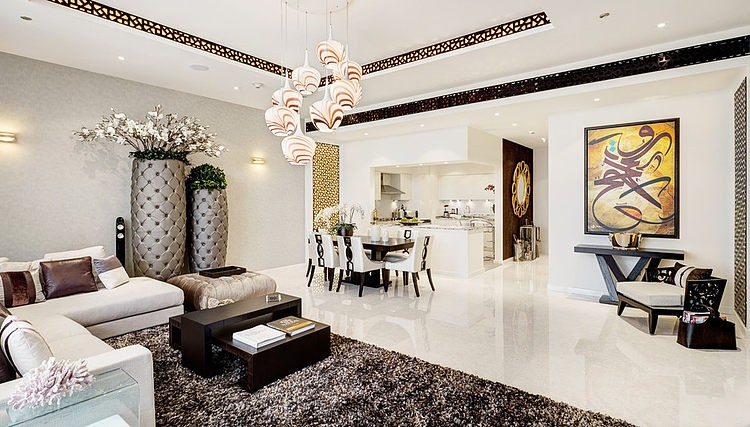 Zen Style Home Interior Design
