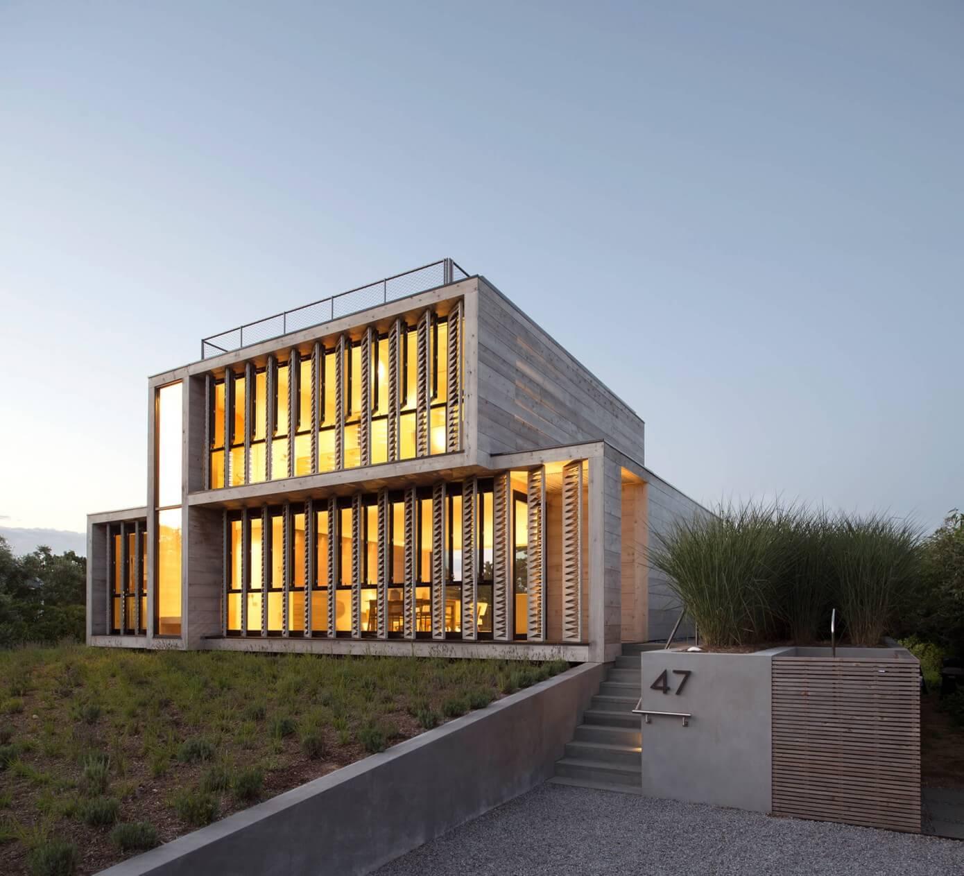 Amagansett Dunes By Bates Masi Architects HomeAdore