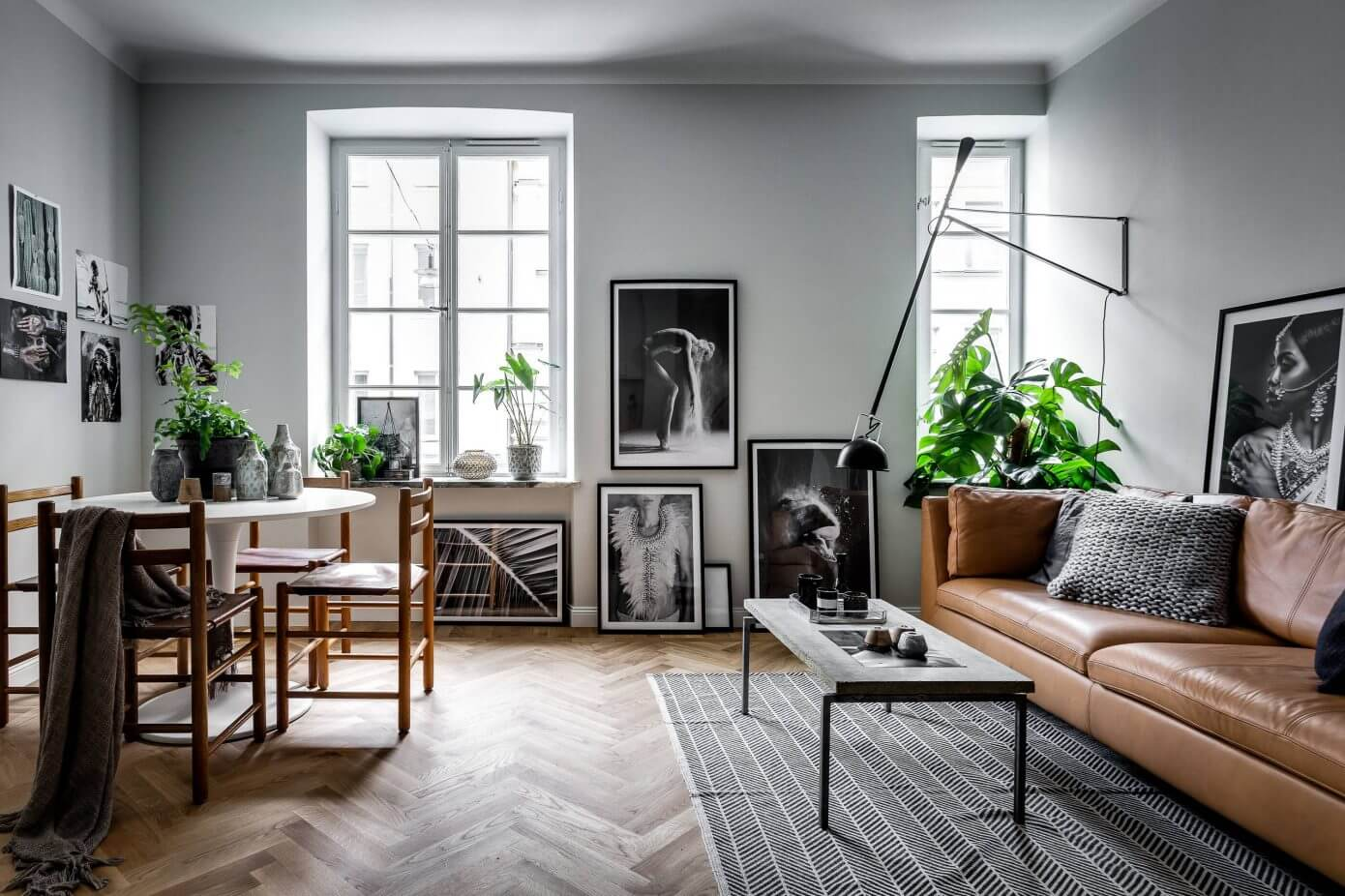 Home In Stockholm By Alexander White HomeAdore