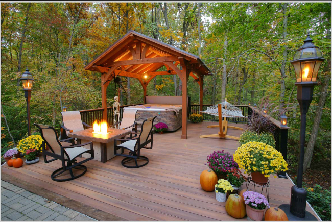 Cool Deck Design Ideas To Improve Your Outdoor Living Space
