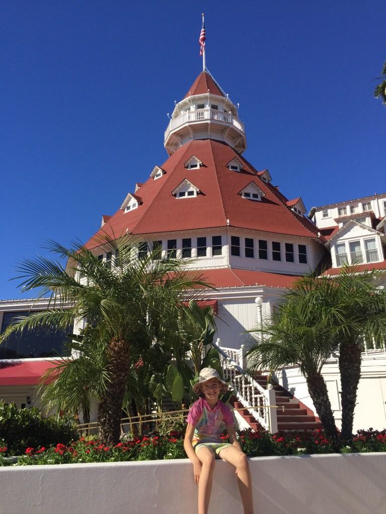 Hotel Del Coronado and Alia