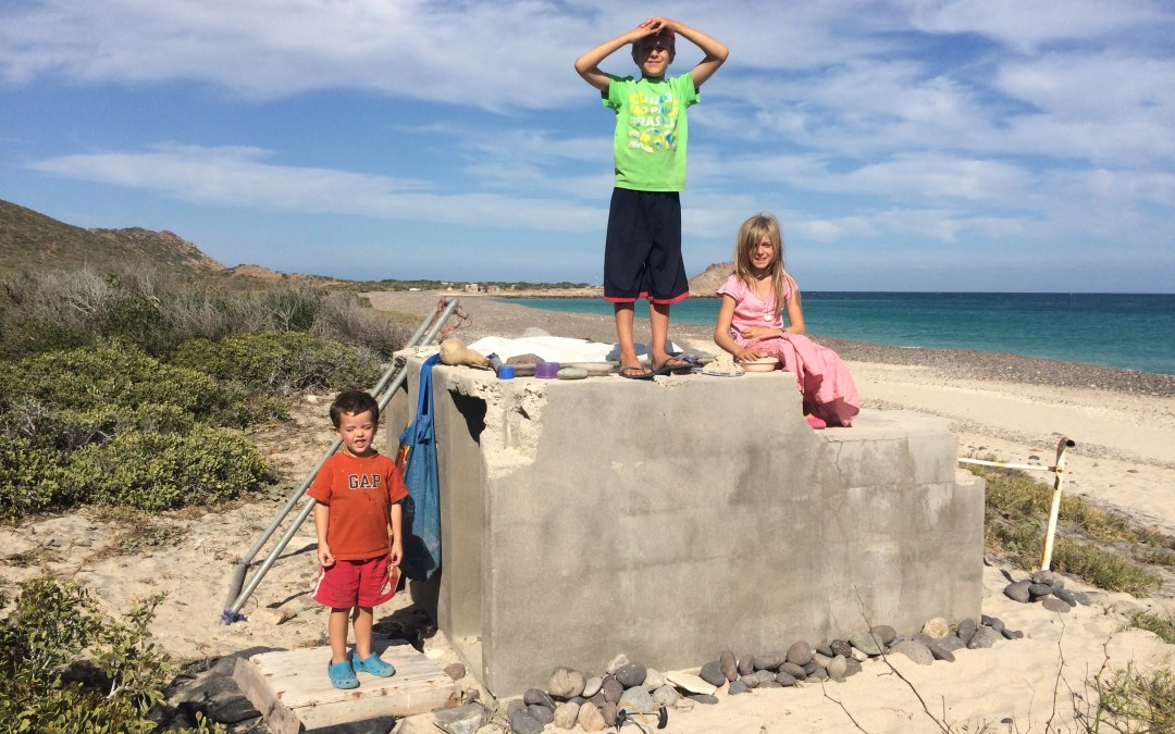 Traveling with Kids in Mexico: The Other House