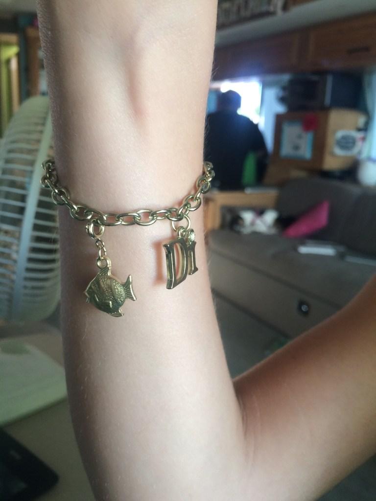 Alia's Charm Bracelet