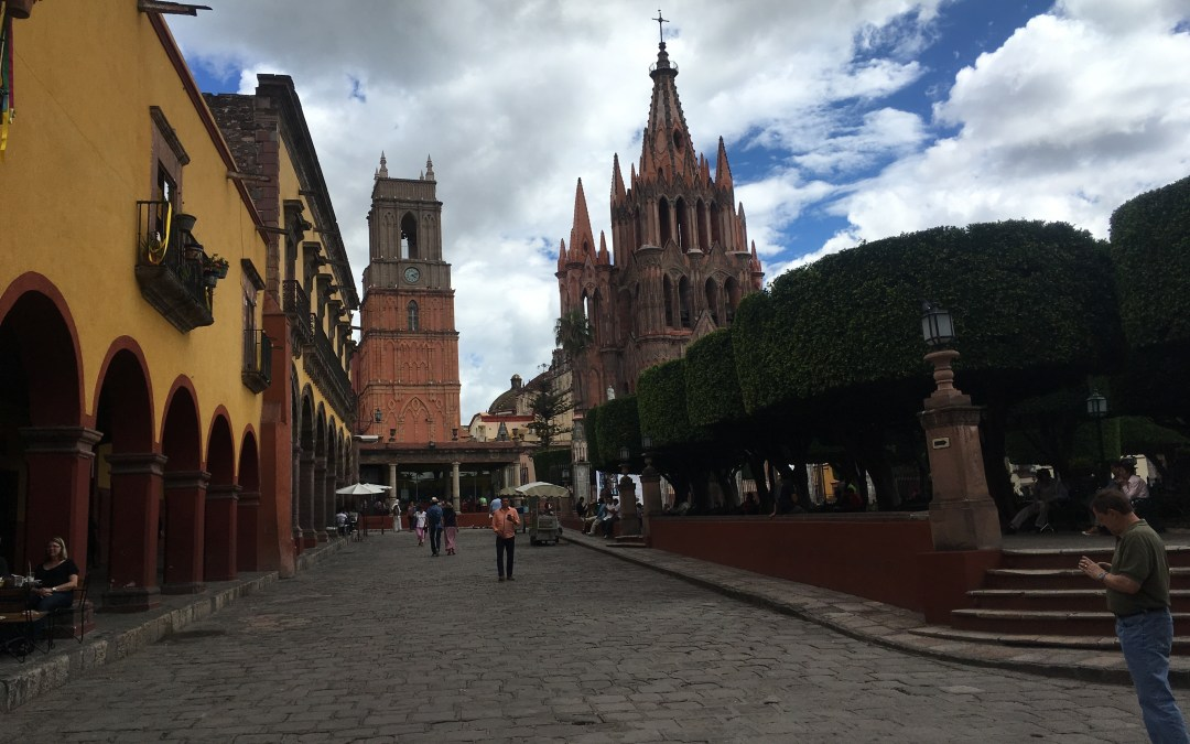 San Cristobal vs Oaxaca vs San Miguel: Mountain towns of Mexico