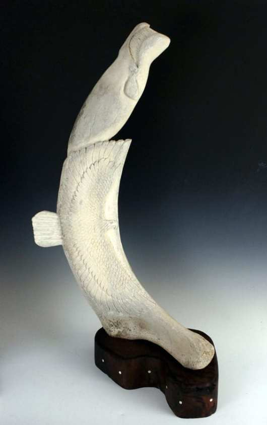 Sam Dimmick wildlife sculpture