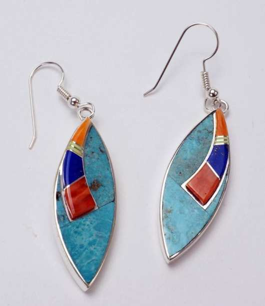 Earl Plummer Two Level Earrings Online
