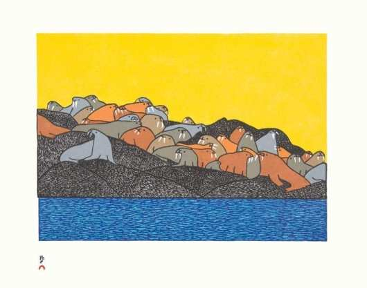 2018 Cape Dorset Print Collection