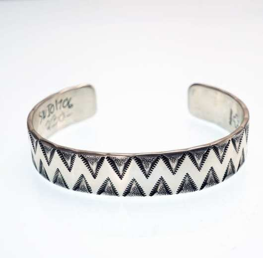 JJ Otero Fire Warms me bracelet