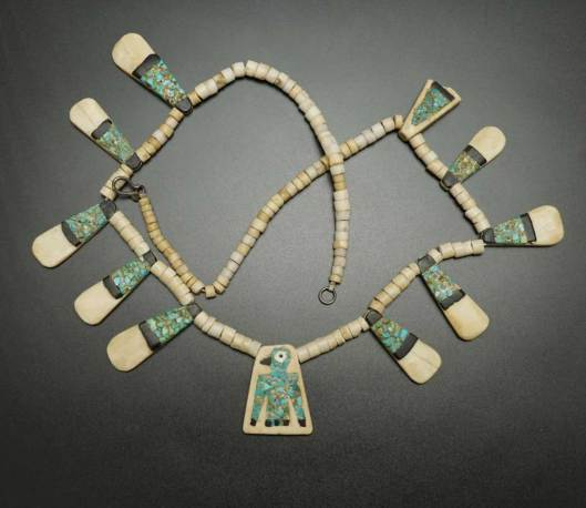 Depression Era Santo Domingo Necklace