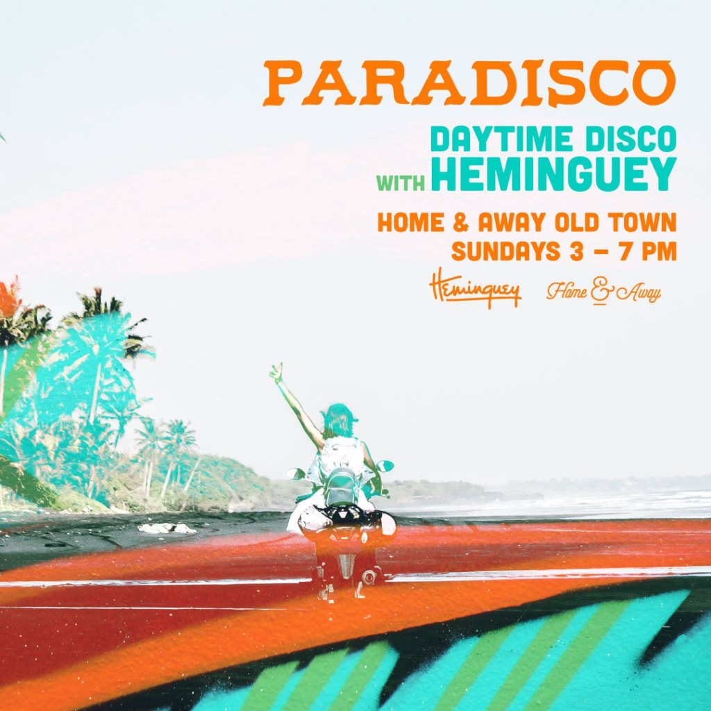 Paradisco - Live Music - Home & Away Old Town