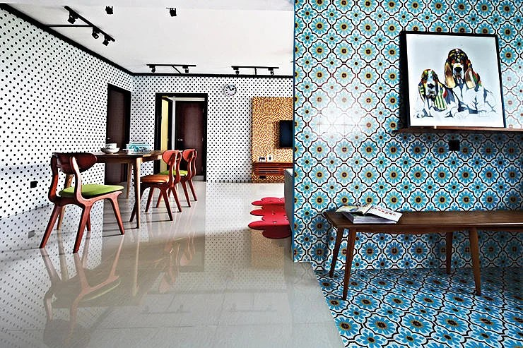Tips For Eye-catching Feature Walls