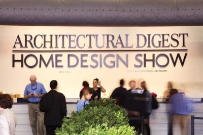 Architectural Digest Design Show – Home And Decoration