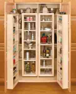 best swing out pantry
