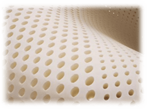 100% Natural Talalay Latex Comfort Layer