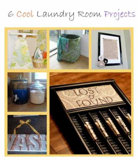 6-cool-laundry-room-projects