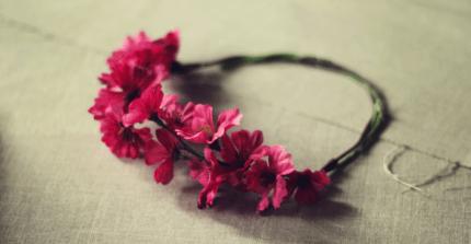 Floral Tiara