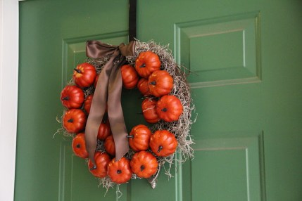 Williams Sonoma Wreath Knock Off