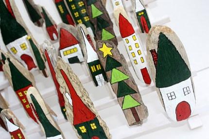 Driftwood Advent Calendar