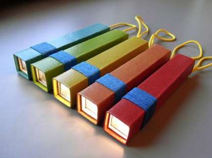 Flashlights from Soda Cans and Cereal Boxes