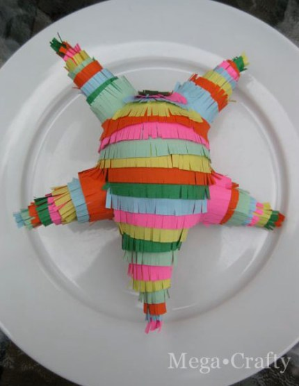 Mini Pinata Party Favors